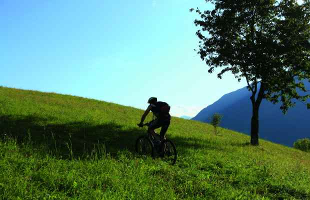 Hotel Sonnenhof Meran E-bike vacations in South Tyrol