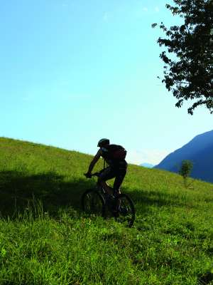 Hotel Sonnenhof Angebot E-bike vacations in South Tyrol