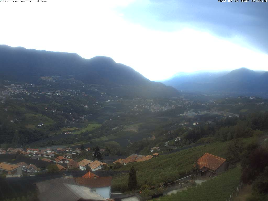 Hotel Sonnenhof Webcam